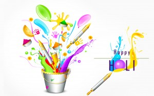 Holi Pichkari Colors Balloons Celebration Images Pics Hd Wallpapers