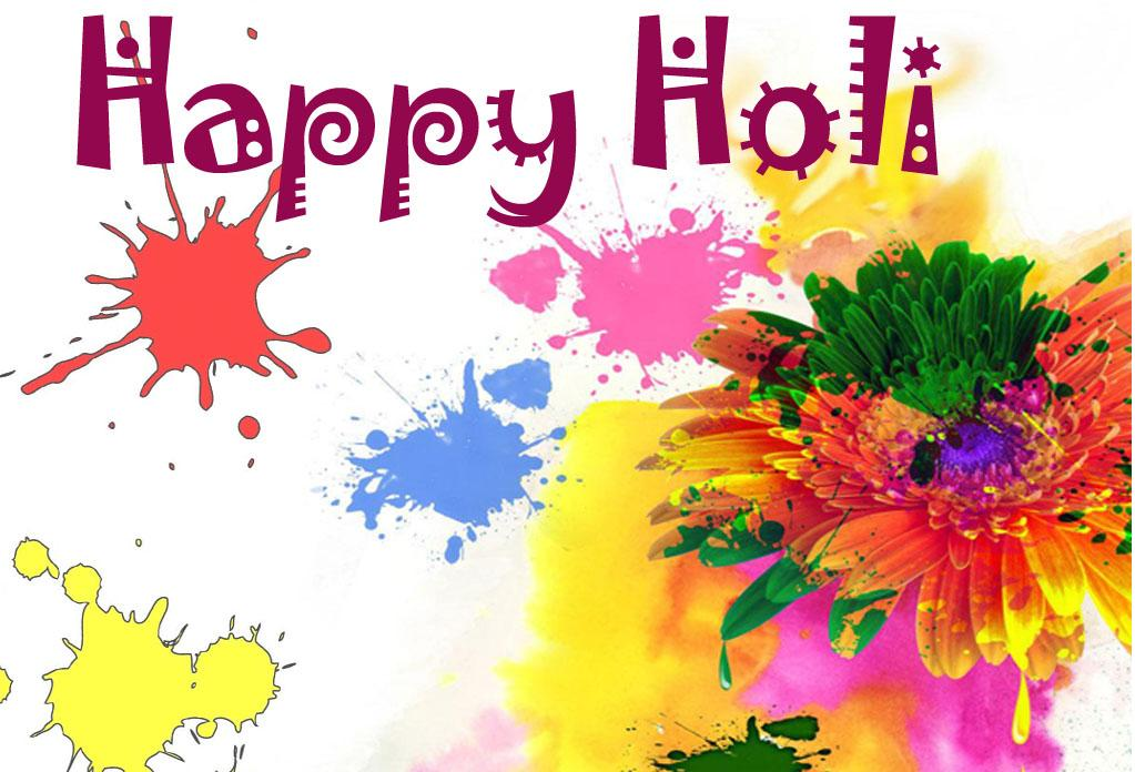Advance Happy Holi Hd Wallpapers Images Whatsapp Dp Pictures fb