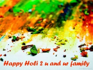 Celebrate Holi in Eco Friendly Way Ideas Slogan Messages Quotes